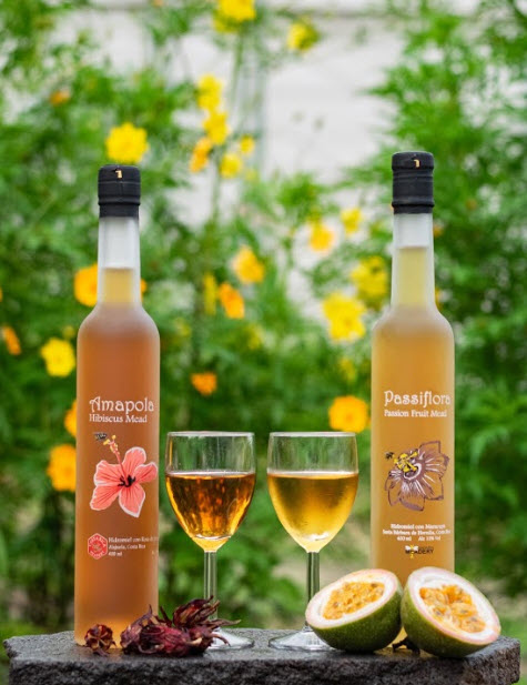 passiflora amapola honey wine from costa rica meadery