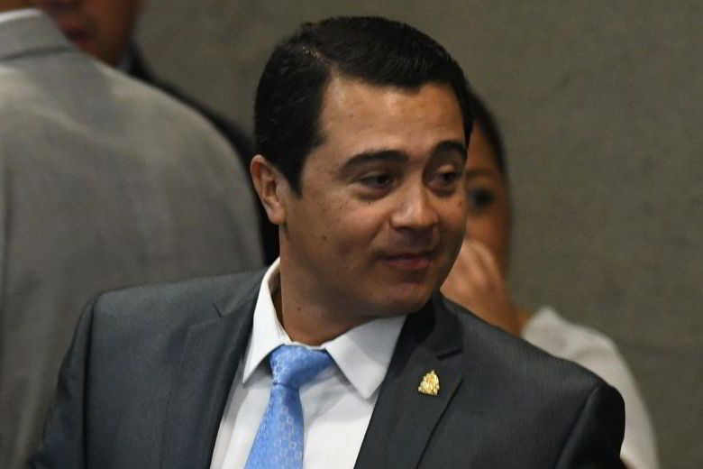 Honduran President's Brother Arrested