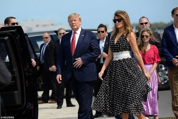 trump-and-melania-arrive-at-daytona-500-with-air-force-one-flyover-and-take-a-race-track-lap